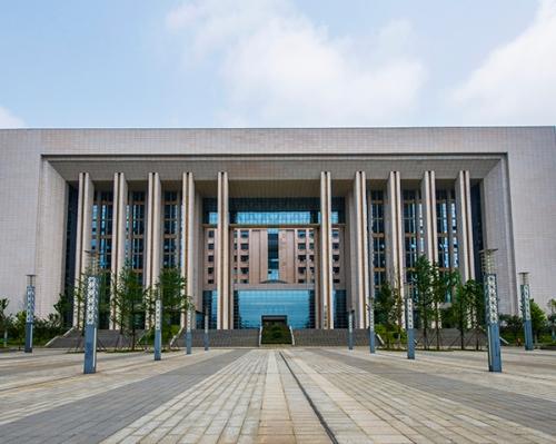 遵义新蒲新区行政办公大楼