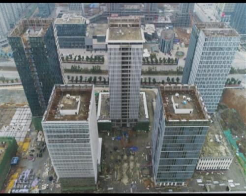 贵州遵义商务中心(CBD)