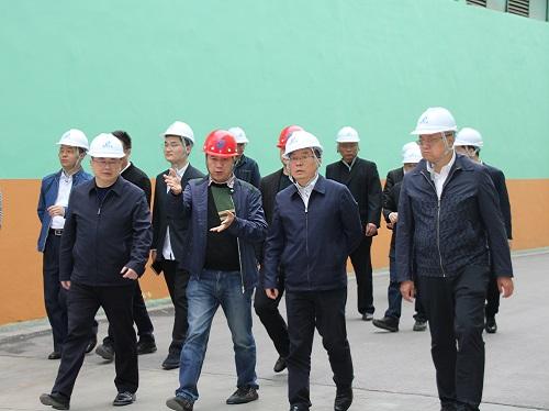 省委常委、省委秘书长吴强莅临贵州正合铝业调研基础材料产业发展